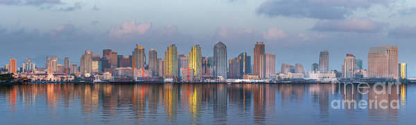 Wall Art - Photograph - San Diego Sunset by Sandra Bronstein