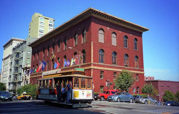 Photograph - San Francisco Cable Cars 2007 #4 by Frank Romeo