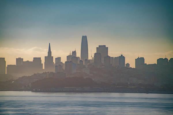 Photograph - San Francisco California Cityscape by Bill Cannon