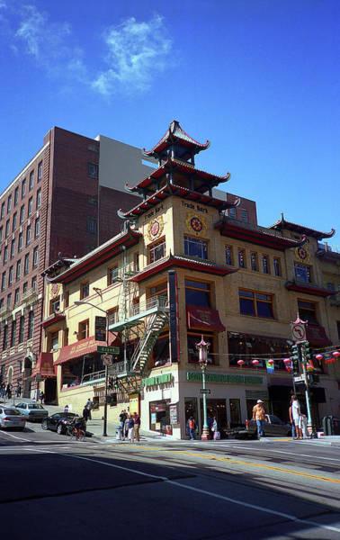 Photograph - San Francisco Chinatown 2007 by Frank Romeo