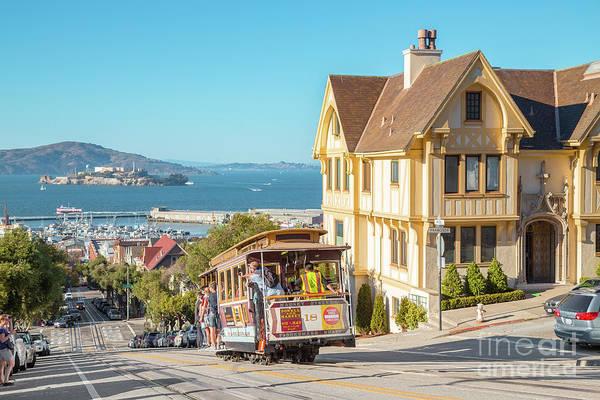 Wall Art - Photograph - San Francisco Classics by JR Photography