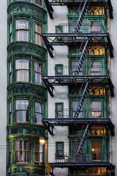 Photograph - San Francisco I Color by David Gordon