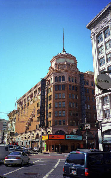Photograph - San Francisco Intersection 2007 #3 by Frank Romeo
