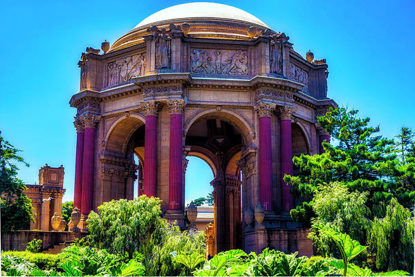 Wall Art - Photograph - San Francisco Palace Of Fine Arts by Garry Gay