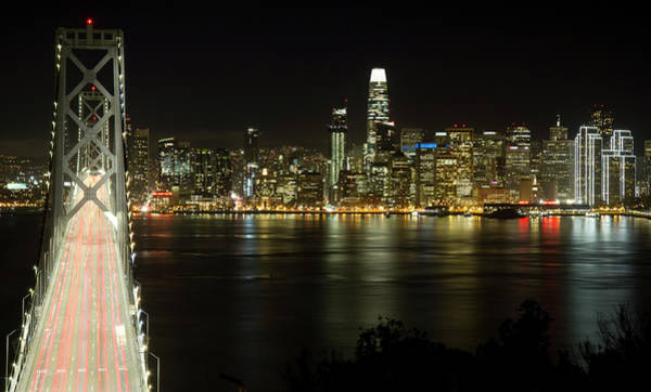Photograph - San Francisco Skyline by Nathan Rupert