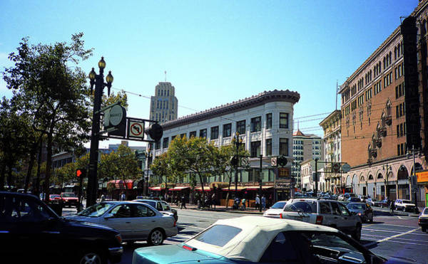 Photograph - San Francisco Streets 2007 #10 by Frank Romeo