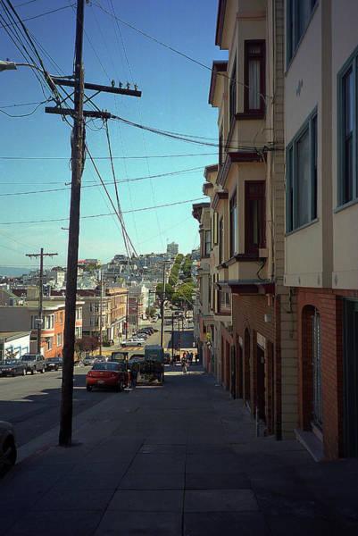 Photograph - San Francisco Streets 2007 #11 by Frank Romeo