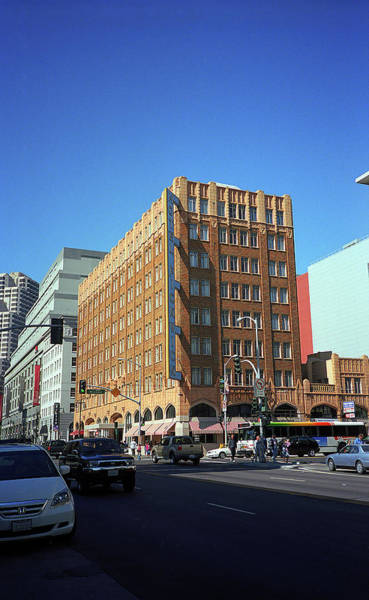 Photograph - San Francisco Streets 2007 #15 by Frank Romeo