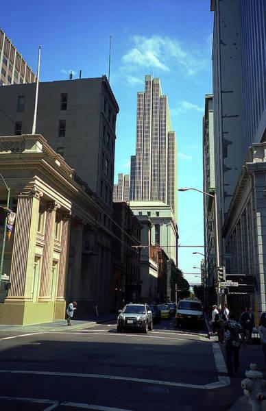 Photograph - San Francisco Streets #4 by Frank Romeo