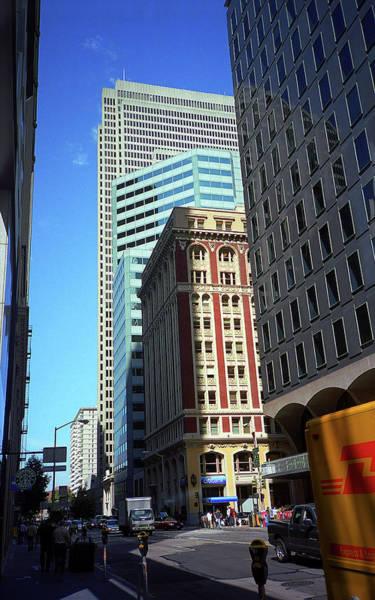 Photograph - San Francisco Streets 6 by Frank Romeo