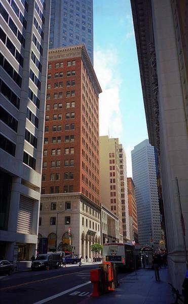 Photograph - San Francisco Streets 8 by Frank Romeo