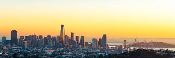 Wall Art - Photograph - San Francisco Sunrise by Jason Stewart