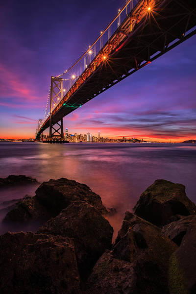 Wall Art - Photograph - San Francisco - The Holiday Edition by Vincent James