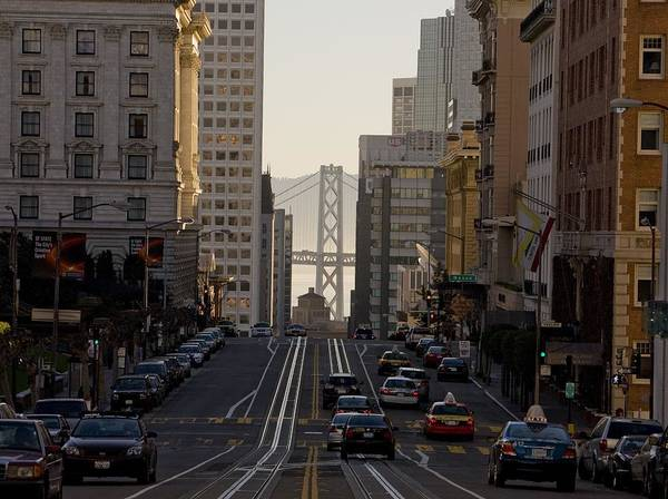 Photograph - San Francisco Top California Travel by George Rose