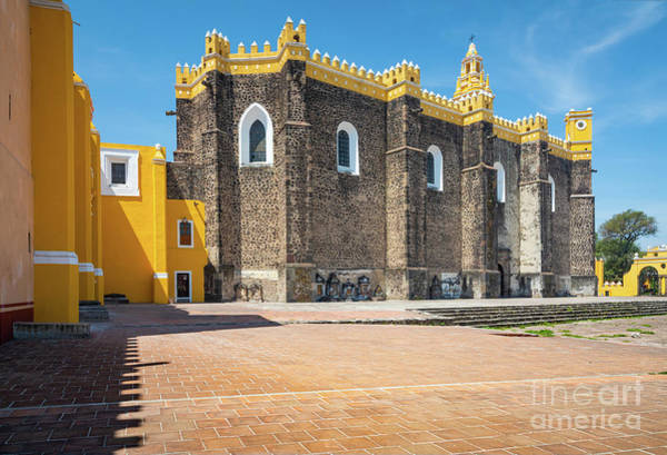 Wall Art - Photograph - San Gabriel Puebla by Inge Johnsson