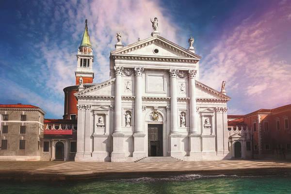 Wall Art - Photograph - San Giorgio Maggiore Venice Italy  by Carol Japp