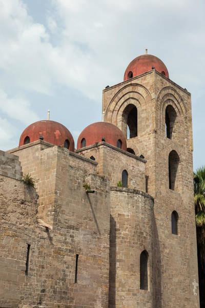 Sicily Photograph - San Giovanni Degli Eremiti In Palermo by Romaoslo