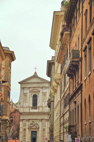 Photograph - San Giovanni Dei Fiorentini by JAMART Photography
