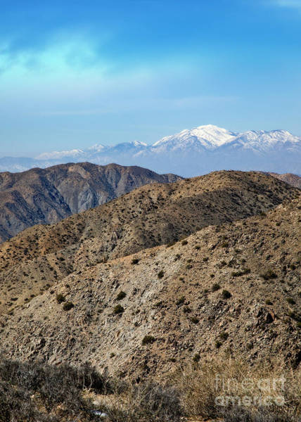 Photograph - San Gorgonio by Scott Kemper