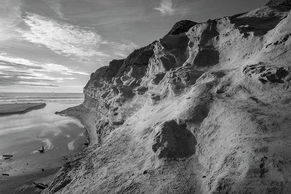 Photograph - San Gregorio Sb I Bw by David Gordon