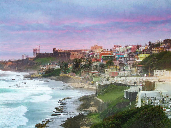 Photograph - San Juan Coast by John Rivera