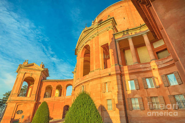 Photograph - San Luca Bologna by Benny Marty