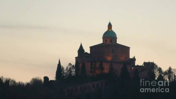 Photograph - San Luca Church Of Bologna by Benny Marty