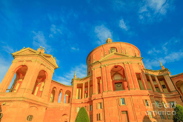 Photograph - San Luca Sanctuary by Benny Marty
