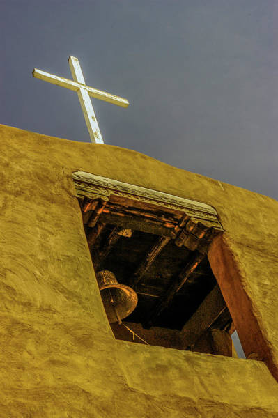 Wall Art - Photograph - San Miguel Church 002 by James Richardson