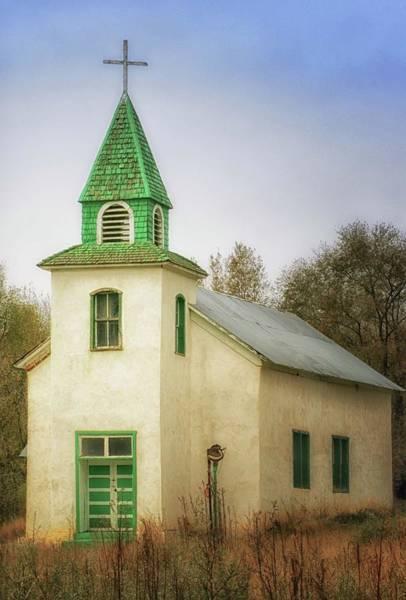 Photograph - San Patrick Valley Church by Natural Abstract Photography