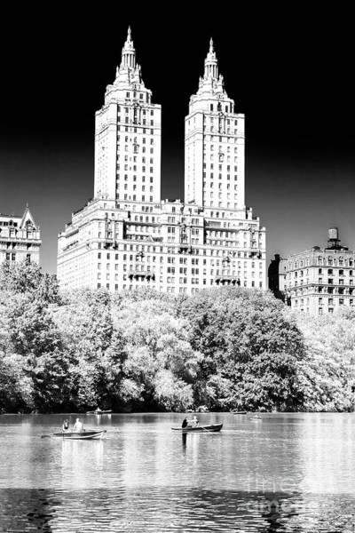 Uptown Manhattan Photograph - San Remo New York City by John Rizzuto