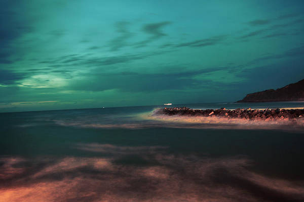 San Sebastian Photograph - San Sebastián by Nav Preet Amole