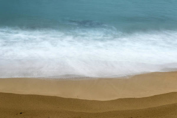 Wall Art - Photograph - Sand And Sea by Stelios Kleanthous