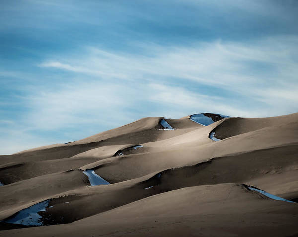 Wall Art - Photograph - Sand And Sky by Joseph Smith