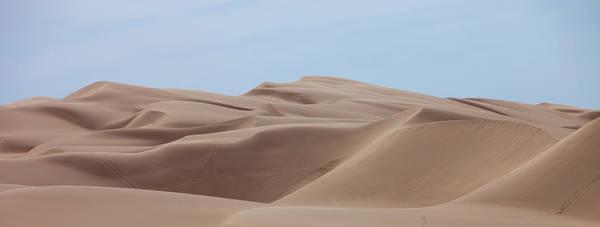 Yuma Photograph - Sand Dunes by Noel Hendrickson