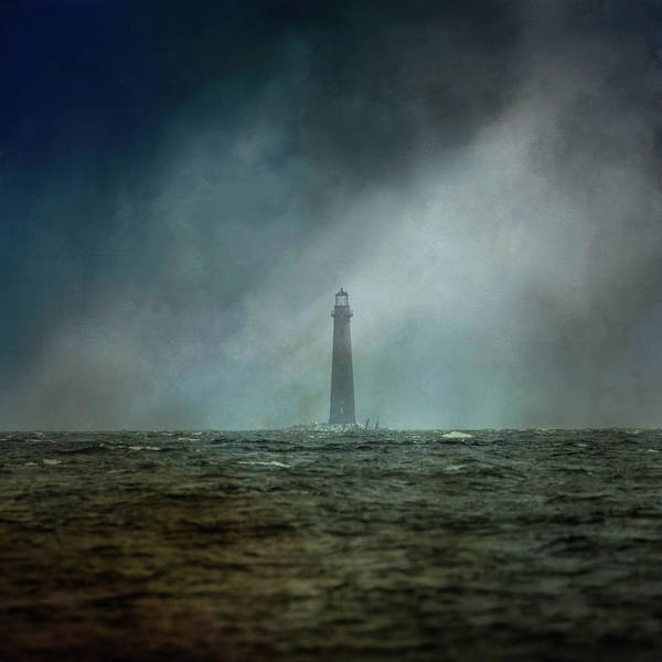 Photograph - Sand Island Lighthouse Dauphin Island Alabama by Jai Johnson