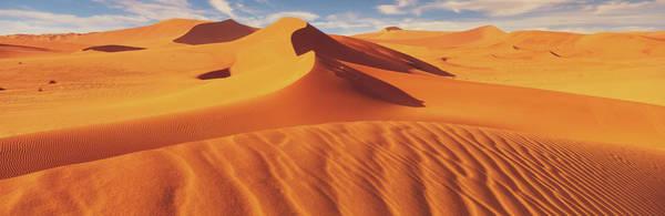 Wall Art - Photograph - Sand Sea, Namib Desert, Namibia, Africa by Peter Adams