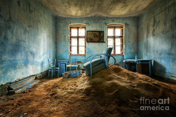 Wall Art - Photograph - Sandmans Home by Martin Kriebernegg