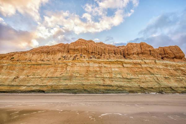 Wall Art - Photograph - Sandstone Castle by Joseph S Giacalone