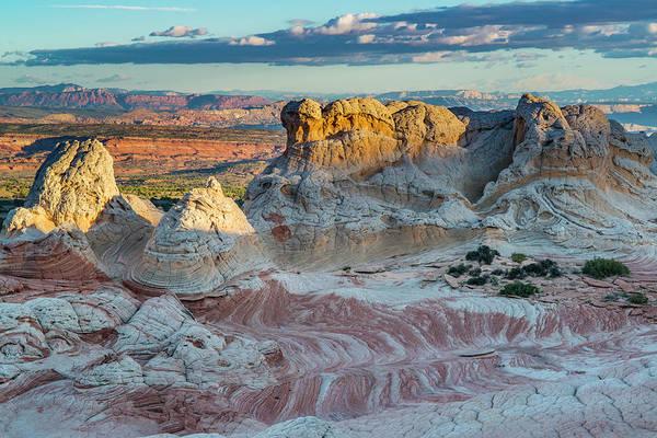 Wall Art - Photograph - Sandstone Landscape, Vermillion Cliffs by Howie Garber