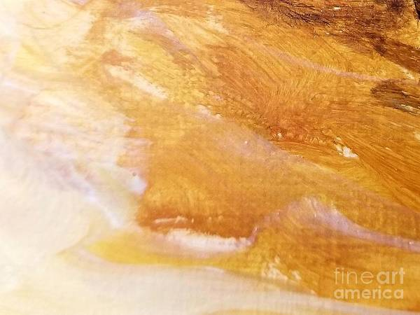 Painting - Sandstorm by Maria Langgle