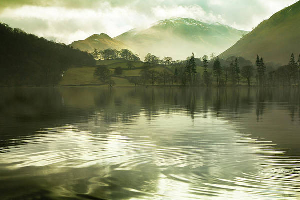 Ullswater Photograph - Sandwick View by Phil Buckle