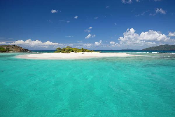 British Virgin Islands Photograph - Sandy Spit by Karl Weatherly