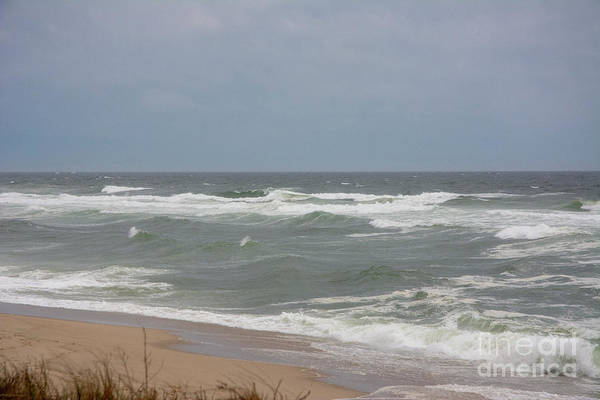 Photograph - Sandy Surf At Cisco by Ruth H Curtis