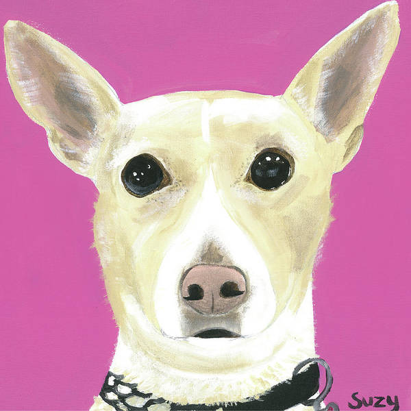 Painting - Sandy's Lulu by Suzy Mandel-Canter