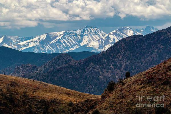 Photograph - Sangre De Cristo And Royal Gorge by Steve Krull