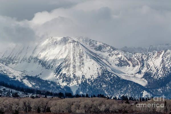 Photograph - Sangre De Cristo Mountain Range Of Colorado by Steve Krull