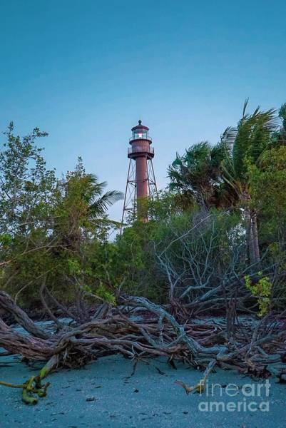 Photograph - Sanibel Island Lighthouse by Susan Rydberg