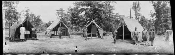 Wall Art - Photograph - Sanitary Detachment, Camp Humphreys by Fred Schutz Collection