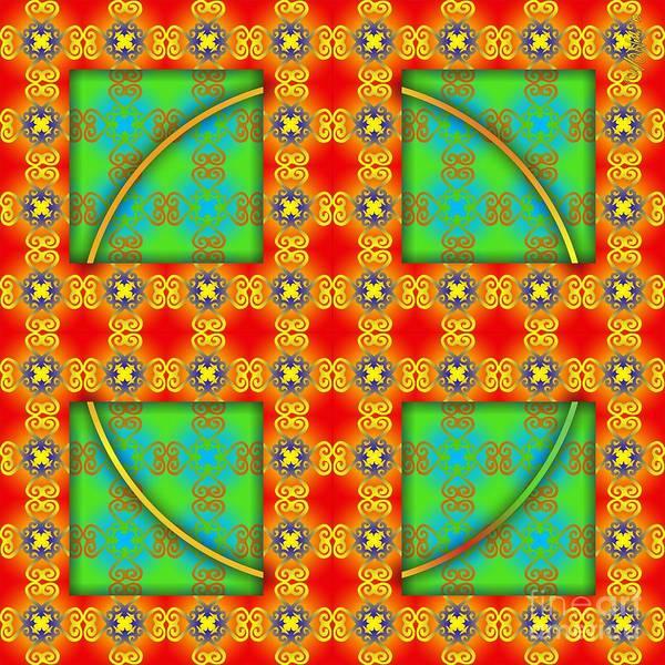 Digital Art - Sankofa Emporium Series 10 by Walter Neal